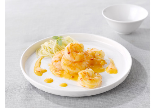 COOKING - SCAMPI DUIVELSSAUS