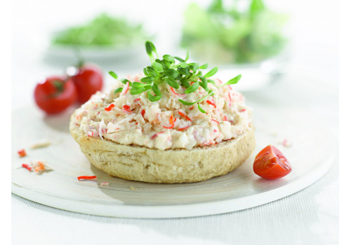 BEFOOD - SALADE AU CRABE KING