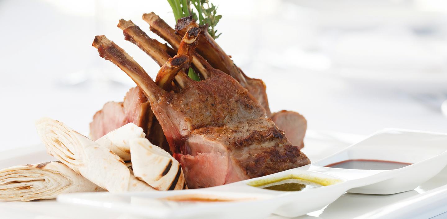 Lamsvlees blijft een topper in de Vlaamse horecakeuken.
