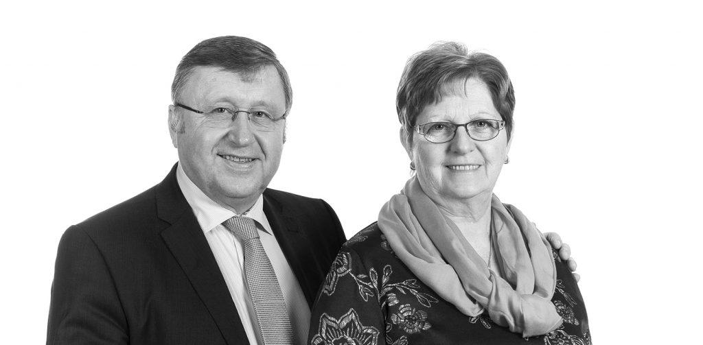 Foto Marie-Rose en Johan Dekeyzer